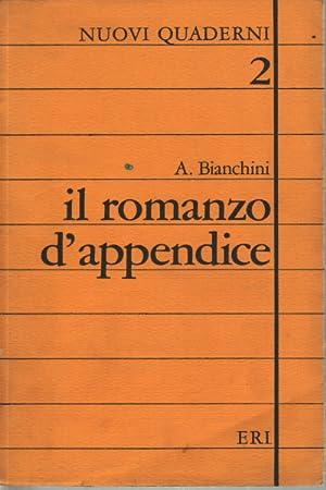 Il romanzo d'appendice: A. Bianchini