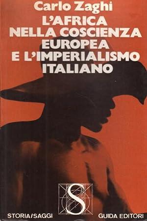L'Africa nella coscienza europea e l'imperialismo italiano: Carlo Zaghi