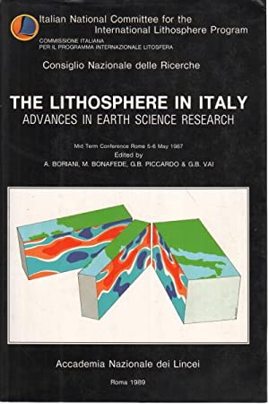 The lithosphere in Italy Advances in earth: AA.VV.