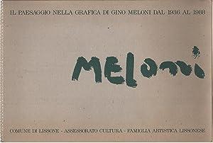 Il passaggio nella grafica di Gino Meloni: AA.VV.
