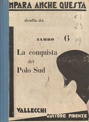 La conquista del Polo: Yambo (Enrico Novelli)