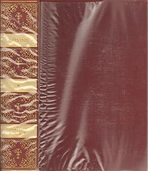 Istituzione della religione cristiana (volume 1): Giovanni Calvino