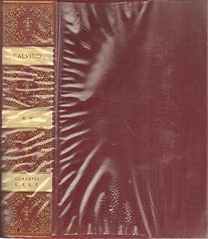Istituzione della religione cristiana (volume 2): Giovanni Calvino