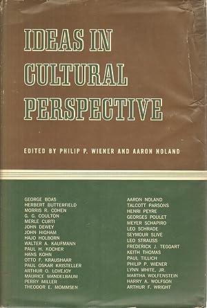 Ideas in cultural perspective: Philip P. Wiener,