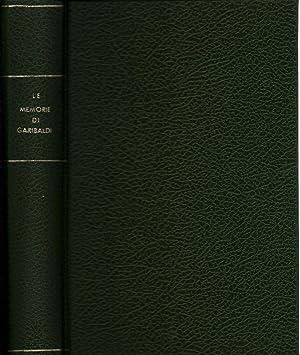 Le memorie di Garibaldi: Reale Commissione