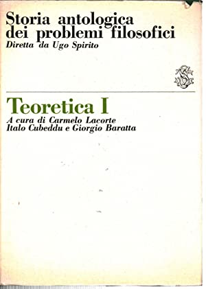 Teoretica I: Carmelo Lacorte, Italo