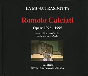 Romolo Calciati Opere 1975-1995: Luciano Caprile