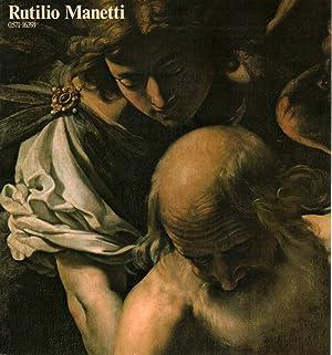 Rutilio Manetti 1571 - 1639: Alessandro Bagnoli