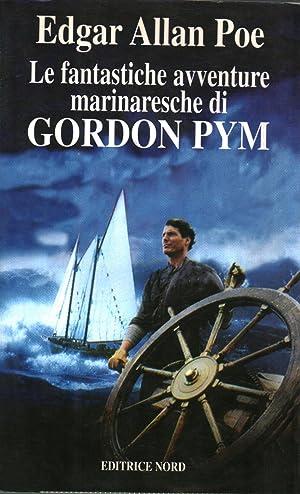 Le fantastiche avventure marinaresche di Arthur Gordon: Edgar Allan Poe