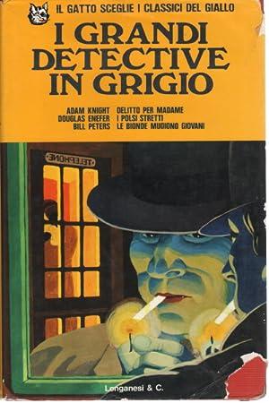 I grandi detective in grigio Delitto per: Adam Knight, Douglas