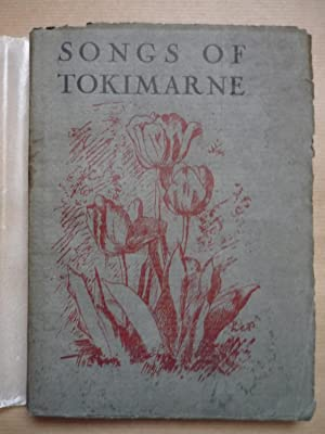 Songs of Tokimarne.La Spezia,Tipografia Moderna(Privately Printed),