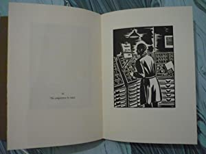 The making of a book at the Officina Bodoni. Twelve woodcuts by Frans Masereel with a note by Gio...