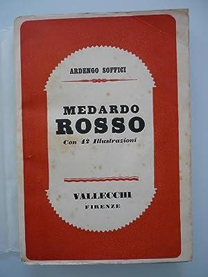 Medardo Rosso (1858-1928). Con 42 illustrazioni.Firenze,Vallecchi,: Soffici, Arderngo