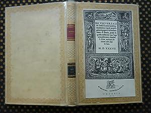 Gli universali de i belli Recami antichi,e: Ongania,Ferdinando(Zoppino,Niccolò)