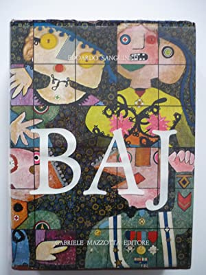 Baj.The biggest art-book in the world with 137.952.460.800 colour plates and 479.001.600 pages fo...