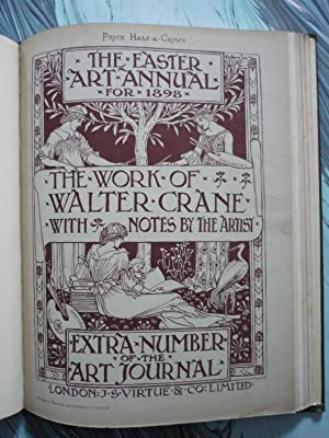 The easter art annual & The art annual 1897,1898,1899 & 1902.
