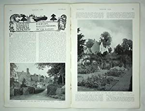 Original Issue of Country Life Magazine Dated April 30th 1910, with a Main Feature on Pinbury Par...