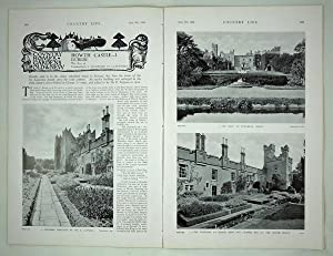 Original Issue of Country Life Magazine Dated September 6th 1930 with a Main Feature on Howth Cas...
