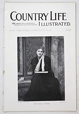 Original Issue of Country Life Magazine Dated June 9th 1900, with a Main Feature on Bingham's ...