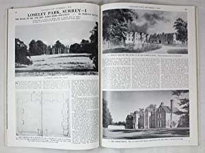 Two Original Issues of Country Life Magazine: Two Original Issues
