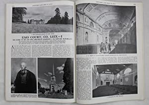 Original Issue of Country Life Magazine Dated May 23rd 1974, with a Main Feature on Emo Court, Co...