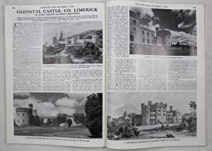 Original Issue of Country Life Magazine Dated October 3rd 1974, with a Main Feature on Glenstal C...