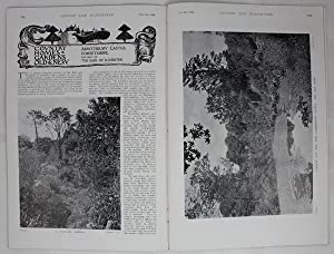 Original Issue of Country Life Magazine Dated December 9th 1899, with a Main Feature on Abbotsbur...