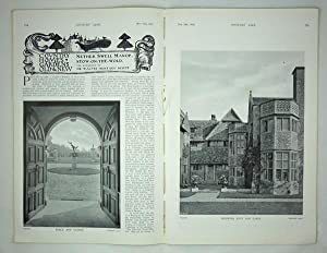 Original Issue of Country Life Magazine Dated November 26th 1910, with a Main Feature on Nether S...