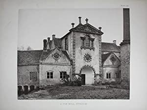 An Original Photographic Illustration of A Pin Mill in Stroud, Gloucestershire. Published in 1891