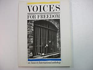 Voices for Freedom - an Anthology