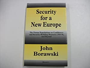 SECURITY FOR A NEW EUROPE