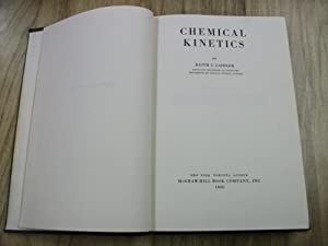 CHEMICAL KINETICS: Keith J. LAIDLER