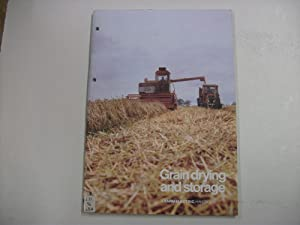 GRAIN DRYING AND STORAGE : a Farmelectric Handbook