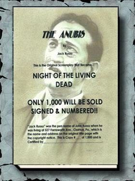 Night of the Living Dead [The Anubis]: Russo, John A.