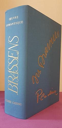 La tour des miracles et les amoureux: Georges Brassens