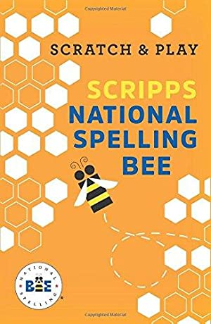 Scratch & Play (R) Scripps National Spelling: Puzzle Wright Press