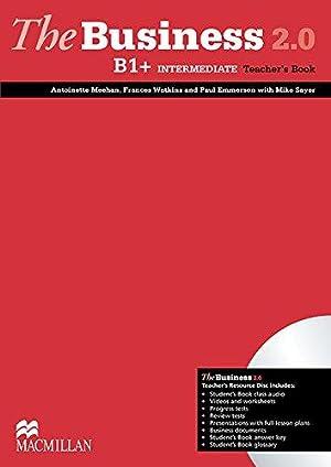 Business 20 Intermediate Teachers Book P (The: Antoinette Meehan