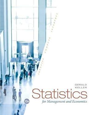 Statistics for Management and Economics: Gerald Keller