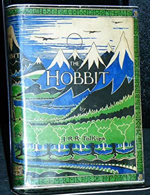 The Hobbit 1937 1st Ed/1st printing with: J.R.R. Tolkien
