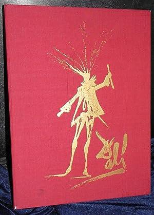 Faust Goethe 1959 Signed by Salvador Dali: Goethe