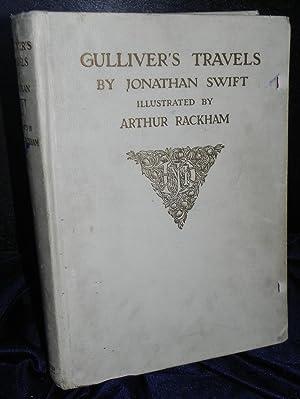 Gullivers Travels 12 ill Arthur Rackham 1909: Jonathan Swift