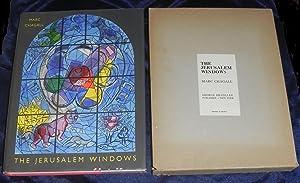 Jerusalem Windows by Marc Chagall Verve 1962