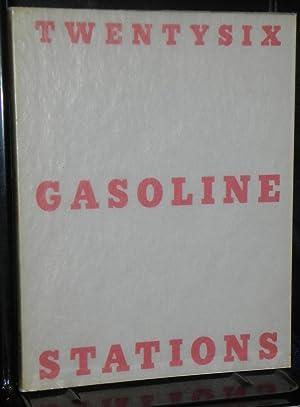 Twenty - Six Gasoline Stations by Edward