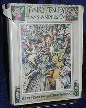 Fairy Tales Hans Andersen Rackham 1st ed