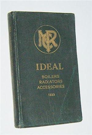 IDEAL BOILERS RADIATORS ACCESSORIES 1933: Staff Writers)