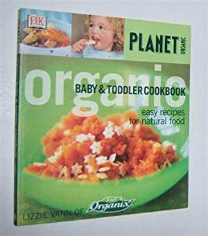 ORGANIC BABY & TODDLER COOKBOOK