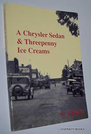 A CHRYSLER SEDAN & THREEPENNY ICECREAMS