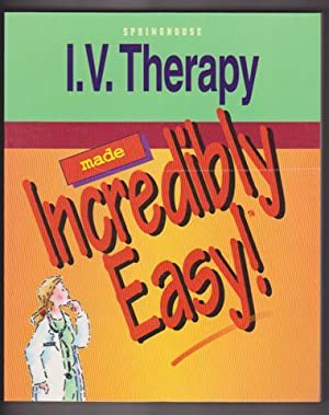 I.V. THERAPY MADE INCREDIBLY EASY!: Contributors]