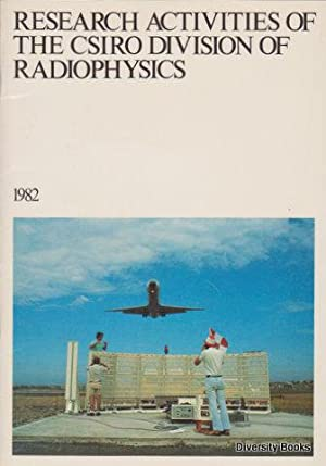 RESEARCH ACTIVITIES OF THE CSIRO DIVISION OF: McGee, R.X. [Editor]