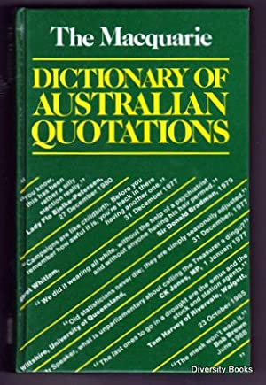 THE MACQUARIE DICTIONARY OF AUSTRALIAN QUOTATIONS: Torre, Stephen (General